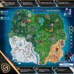 Season X Challenge Map Cheat Sheet