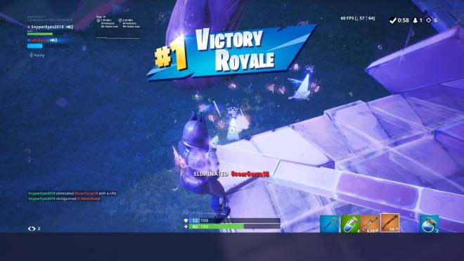 Fortnite: Battle Royale - First Win of Season 10 image 2