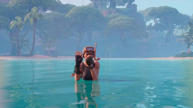 Fortnite: Battle Royale - Snorkel Ops Showcase  image 3