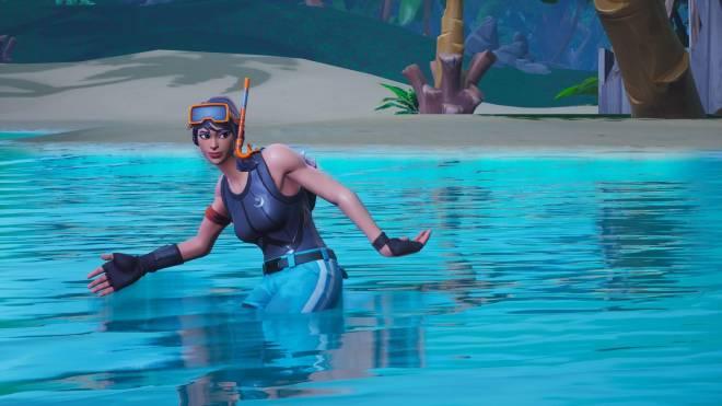 Fortnite: Battle Royale - Snorkel Ops Showcase  image 15