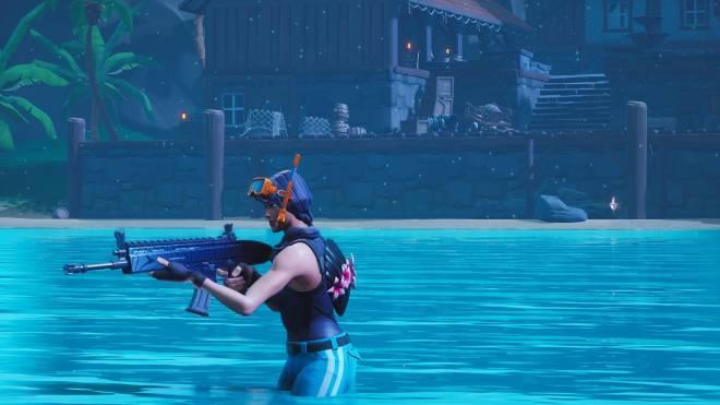 Fortnite: Battle Royale - Snorkel Ops Showcase  image 13