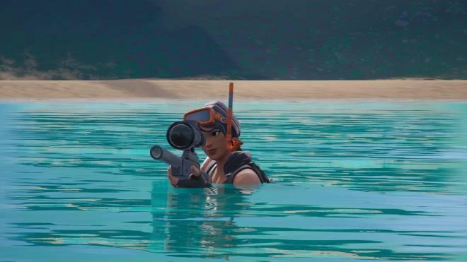 Fortnite: Battle Royale - Snorkel Ops Showcase  image 19