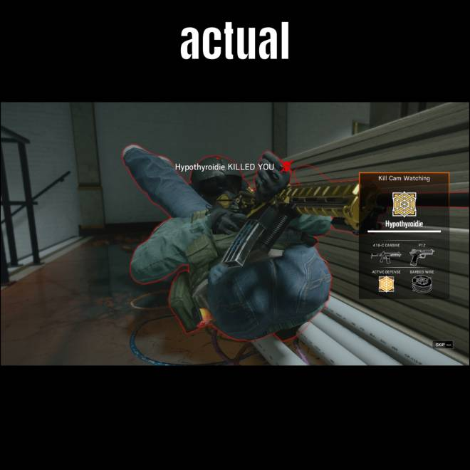 Rainbow Six: Memes - Like if yall remember this glitch. xD lmao image 4