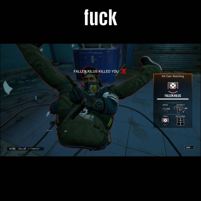 Rainbow Six: Memes - Like if yall remember this glitch. xD lmao image 5