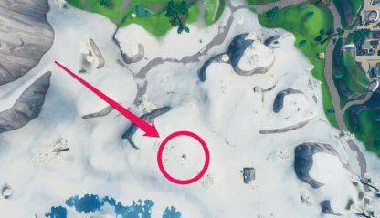 Fortnite: Battle Royale - Drift-Painted Durrr Burger Head, Dinosaur, & Stone Head Statue Location Guide image 19