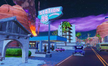 Fortnite: Battle Royale - Spray & Pray Gas Station Location Challenge Guides image 23