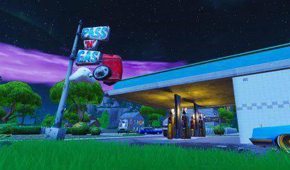 Fortnite: Battle Royale - Spray & Pray Gas Station Location Challenge Guides image 11