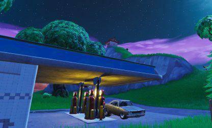 Fortnite: Battle Royale - Spray & Pray Gas Station Location Challenge Guides image 19