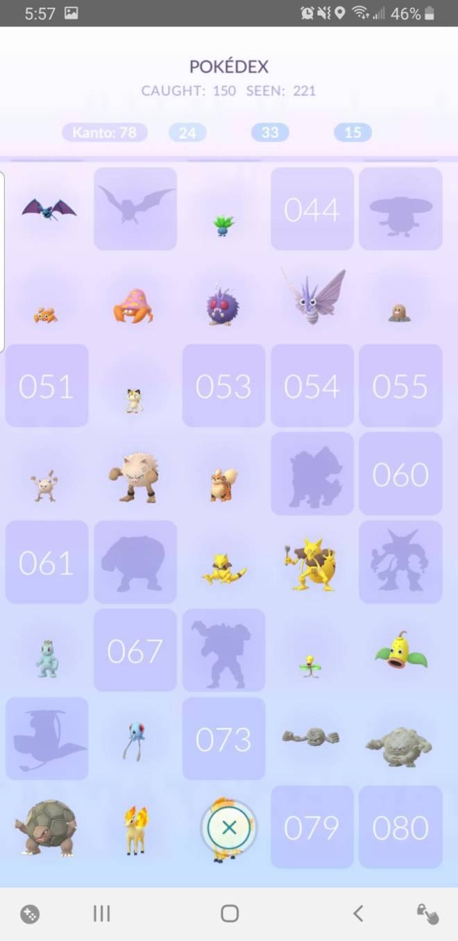Pokemon: General - Pokedex, almost there🤪👍 image 10