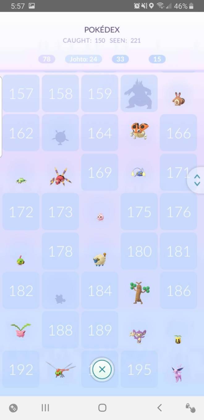 Pokemon: General - Pokedex, almost there🤪👍 image 9