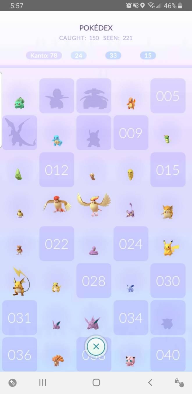 Pokemon: General - Pokedex, almost there🤪👍 image 13