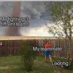 The truth of why you die in squads😂