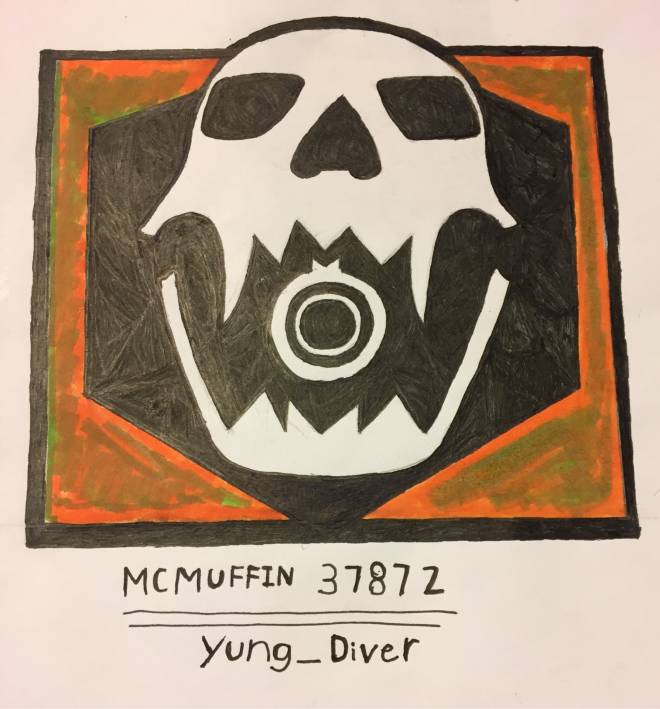 Rainbow Six: Art - Blackbeard Icon QuickDraw  image 1