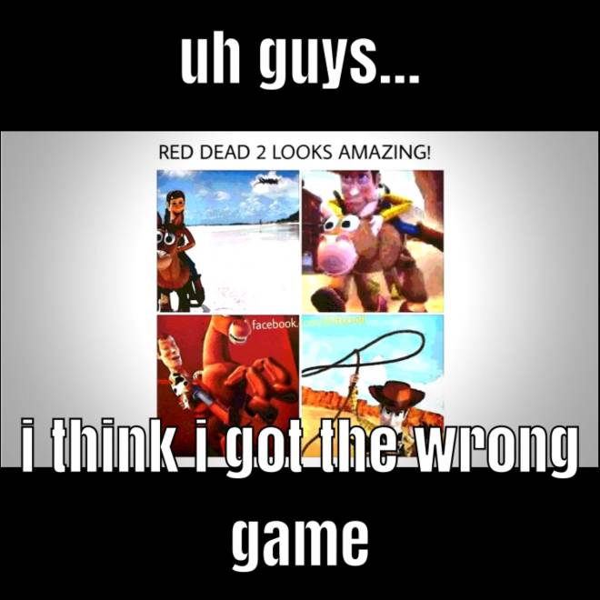 Red Dead Redemption: Memes - why i don't get pre owned games. image 1