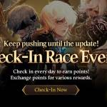 [Event] Check-In Race Event (8/19 ~ 9/10 CDT)