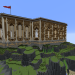 here is my amazing minecraft build, it took me a long time. i need the money for college #mootcraft