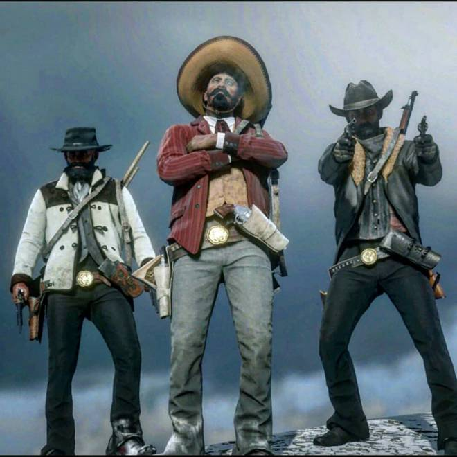 Red Dead Redemption: General - Red Dead Gang Recruiting openly in ONE WEEK!!!!! image 6
