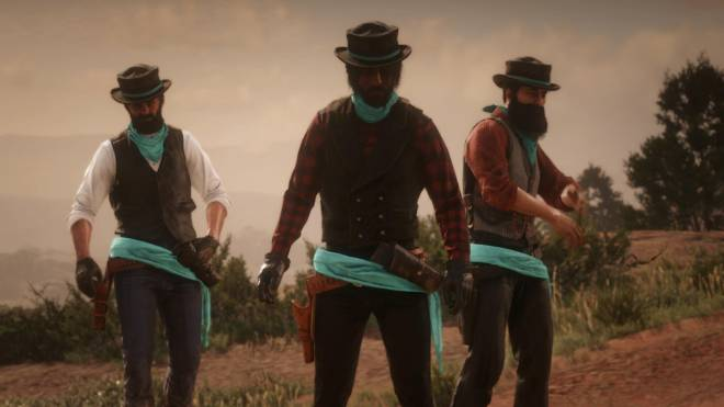 Red Dead Redemption: General - Red Dead Gang Recruiting openly in ONE WEEK!!!!! image 7