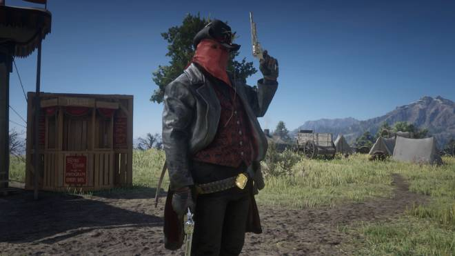 Red Dead Redemption: General - just enjoying taking photos 😁 image 15