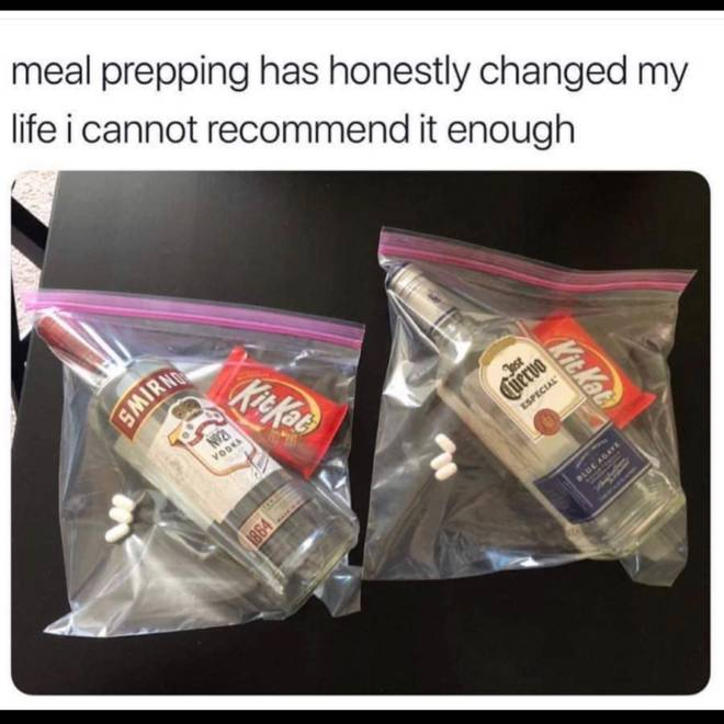 Rainbow Six: Memes - Emergency rations for when siege is too toxic.  image 1