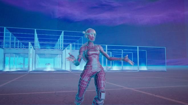 Fortnite: Battle Royale - Neo elite agent showcase ✨ image 4