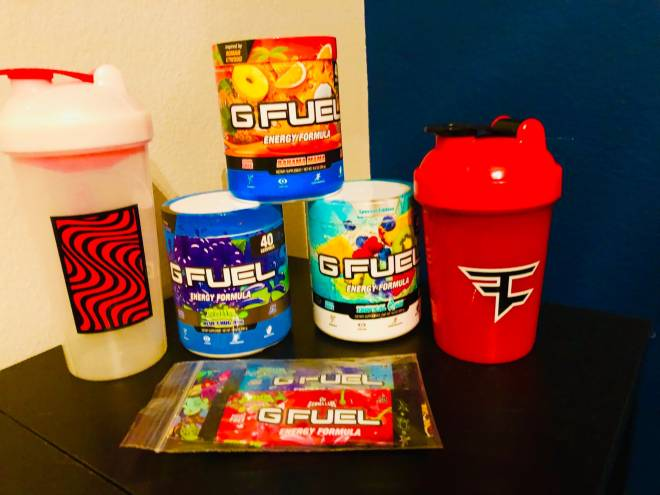 G Fuel: General - In love with GFUEL 🤘🏻💦 image 1