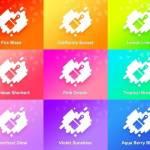 September Gradient Color Schedule!