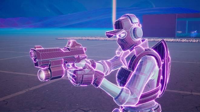 Fortnite: Battle Royale - Neo breakpoint showcase 😂✨ image 4