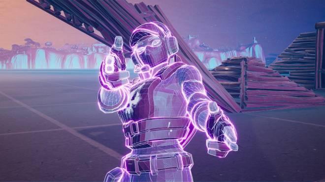 Fortnite: Battle Royale - Neo breakpoint showcase 😂✨ image 2