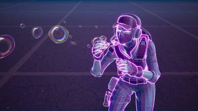 Fortnite: Battle Royale - Neo breakpoint showcase 😂✨ image 7