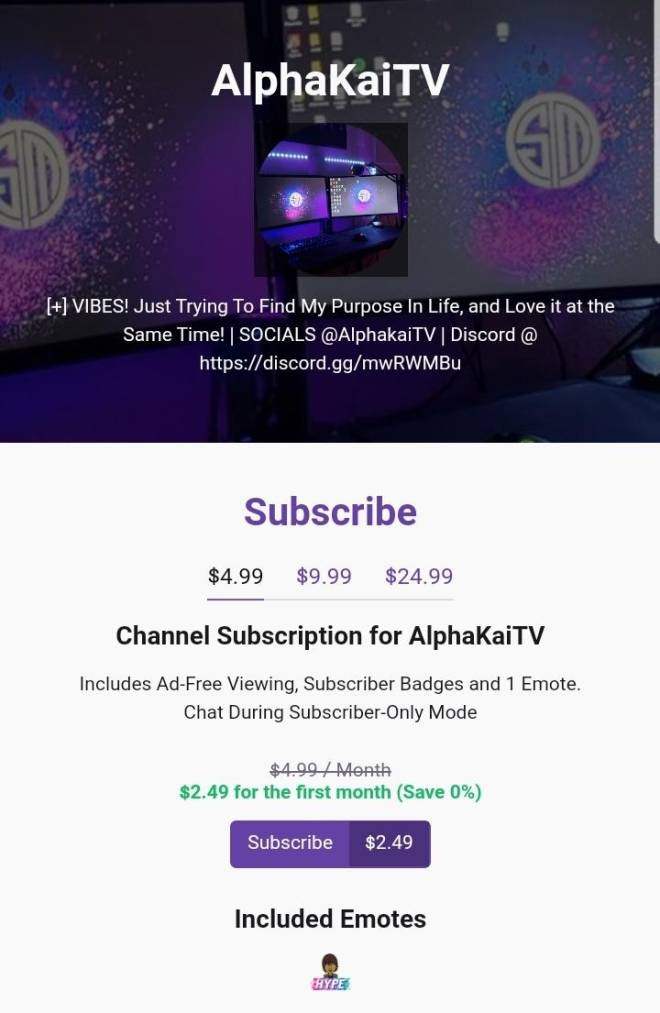 Apex Legends: Promotions - ROAD TO TWITCH PARTNER! JUST NEED THE 75 CONCURRENT VIEWERS!! image 3