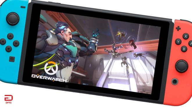 Overwatch: General - Overwatch is Coming to the Nintendo Switch image 5
