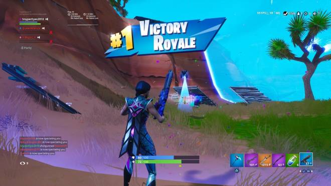 Fortnite: Battle Royale - GUESS WHO GOT HATE MAIL image 2