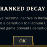 Thoughts on Rank Decay?