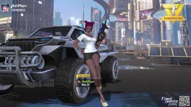 Cyber Hunter: General - Highest Kill Game 😎 image 4
