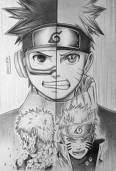 ARK: Survival Evolved: General - Cool naruto drawing image 2