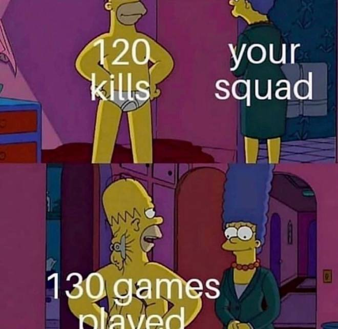 """Call of Duty: Memes - """"Just a couple warm up games and I'll be good"""" image 1"""