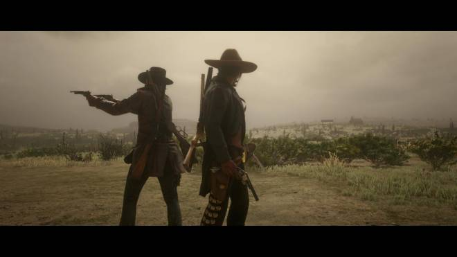 """Red Dead Redemption: General - Red Dead Gang Recruiting and accepting """"Contracts""""!!! The Old Guns image 1"""