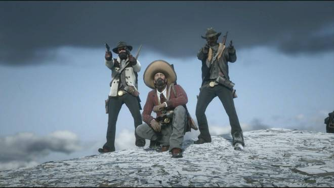 """Red Dead Redemption: General - Red Dead Gang Recruiting and accepting """"Contracts""""!!! The Old Guns image 4"""