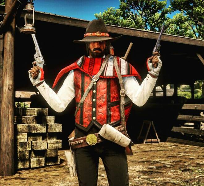 """Red Dead Redemption: General - Red Dead Gang Recruiting and accepting """"Contracts""""!!! The Old Guns image 9"""