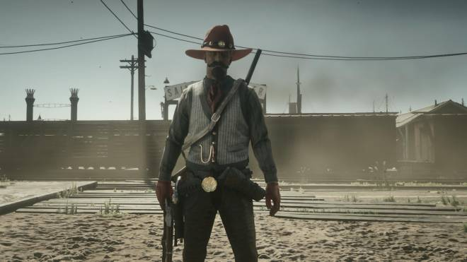 """Red Dead Redemption: General - Red Dead Gang Recruiting and accepting """"Contracts""""!!! The Old Guns image 3"""