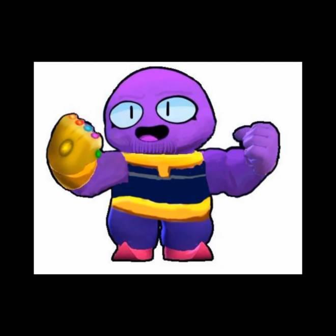 Brawl Stars: Memes - Thanos gene image 1