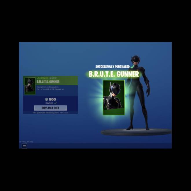 Fortnite: Battle Royale - Did anybody else cop this skin image 1