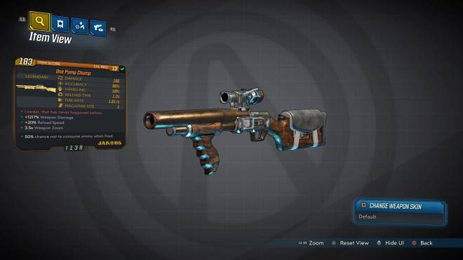 Borderlands: General - How to Obtain One-Pump Chump image 153