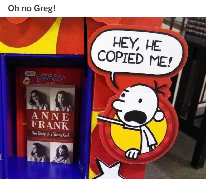 Entertainment: Memes - Greg I swear to god image 1