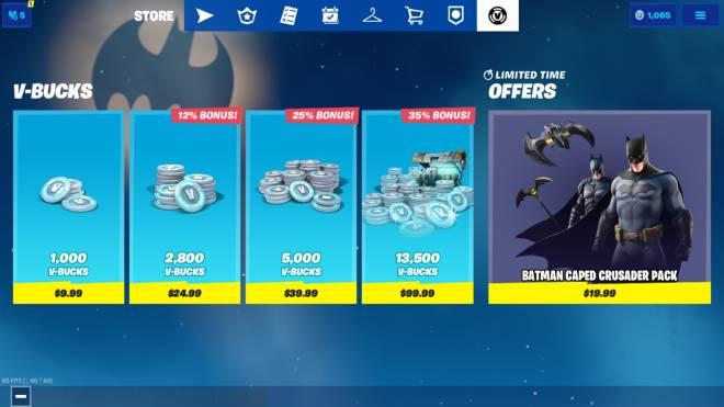 "Fortnite: Battle Royale - Updated ""Item Shop"" (CatWoman) image 3"