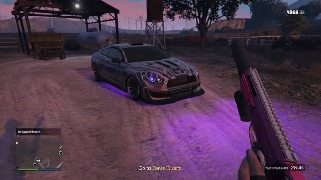 """GTA: General - Before & After """"Obey 8F Drafter"""" image 6"""