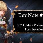 Dev Note #87: 3.7 Update Preview #3: Boss Invasion