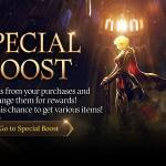 [Event] October Special Boost Event (10/8 ~ 10/16 CDT)