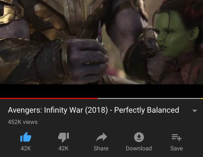 Entertainment: Movies - Perfectly balanced, as all things should be image 1